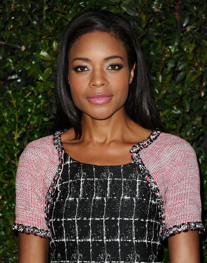 Naomie Harris at Chanel Pre-Oscars Dinner