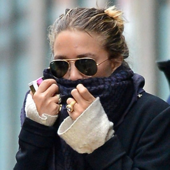 Mary-Kate Olsen Engagement Ring Pictures