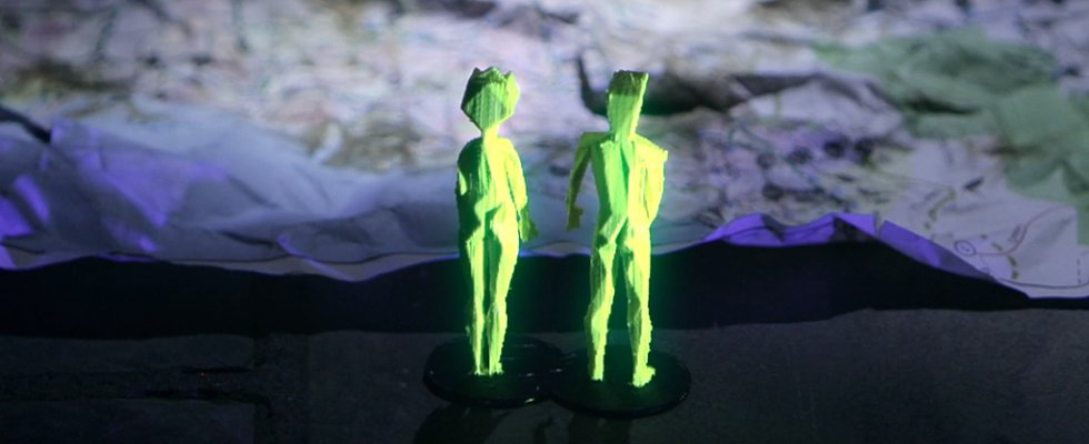 The Music Video That'll Teach You Stop Motion and 3D Printing