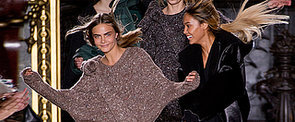 Cara Delevingne Leads the Charge at Stella McCartney Autumn 2014