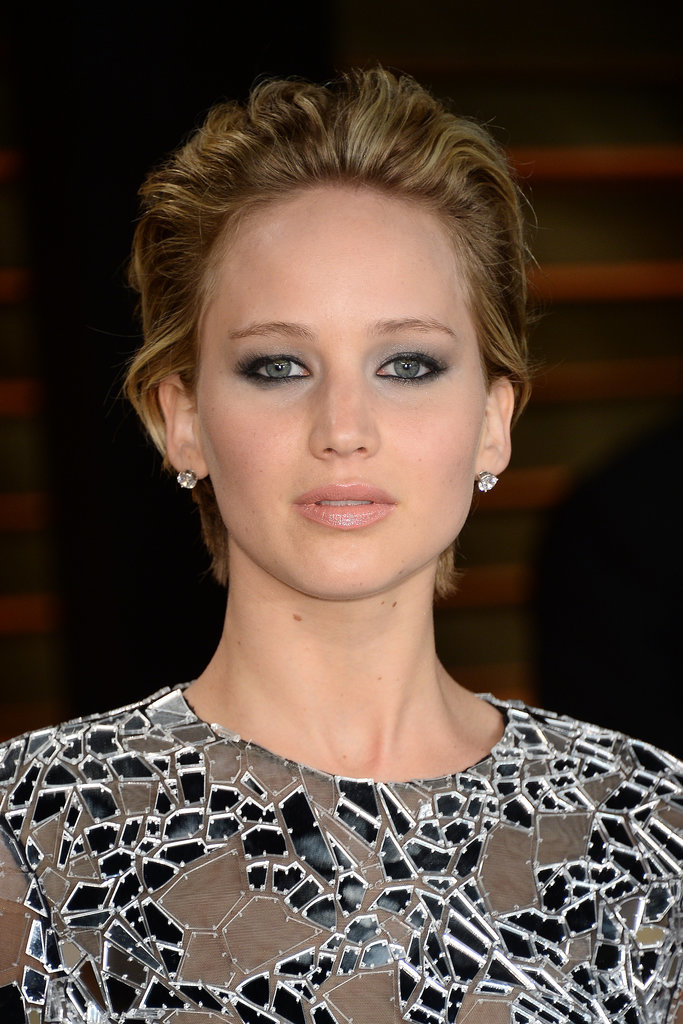 Jennifer Lawrence at Vanity Fair Party