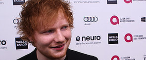Ed Sheeran Confesses Which Celebrity Intimidates Him the Most