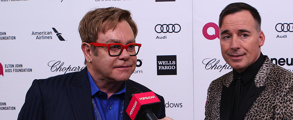 Why the Support of Lady Gaga and Other Young Celebs Means the World to Elton John