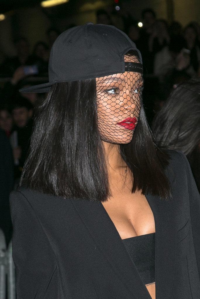 Rihanna at Givenchy