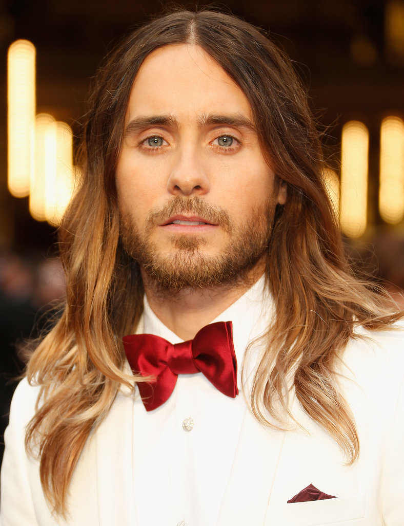 Jared Leto s Stylist on Why He Jared Leto