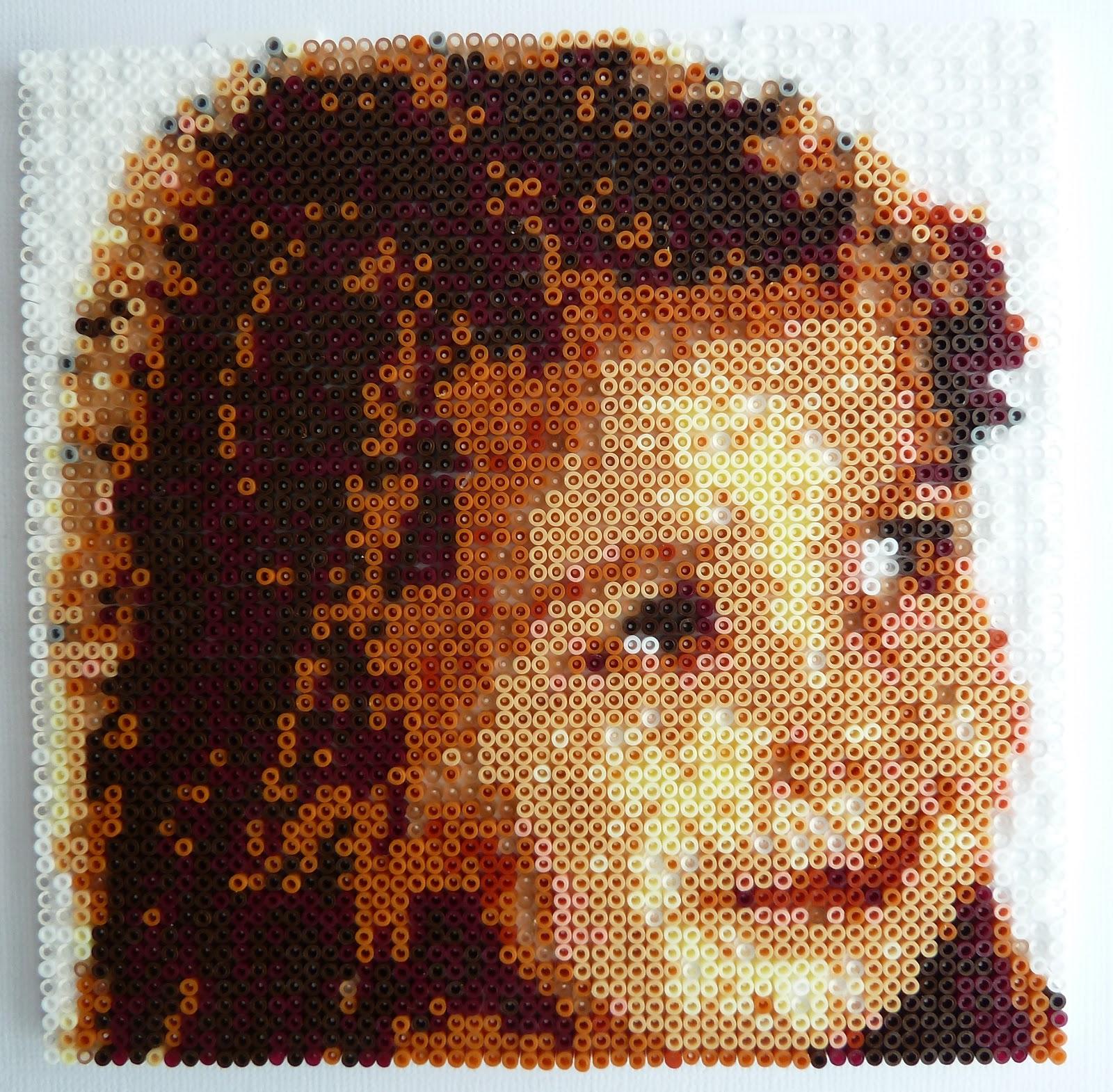 hama bead portrait 250 easy ways to get crafty with