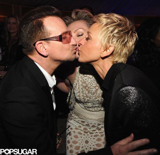 Kiss Award Season Goodbye With the Best Smooches