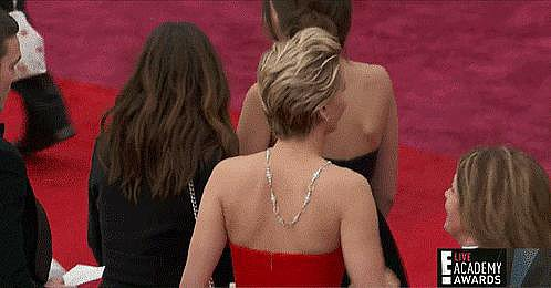 Best Literal Interpretation of a Nominee: Jennifer Lawrence