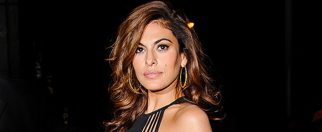 Eva Mendes Is One Hot (and Healthy!) Mom-to-Be