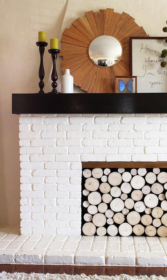 Dilemma: Broken Fireplace