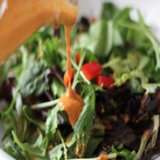 Spicy Hummus Salad Dressing Recipe