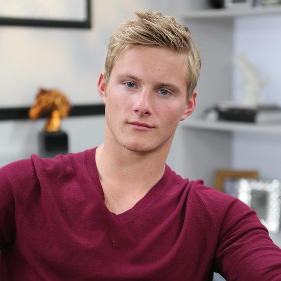 Alexander Ludwig Vikings Interview | Video
