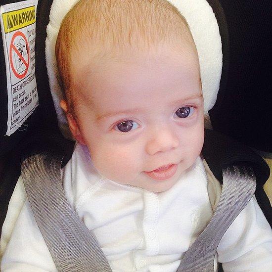 Rachel Zoe Shares Pictures of Son Kaius Berman