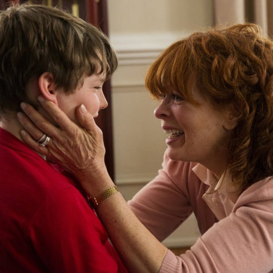 Resurrection ABC Frances Fisher Interview | Video
