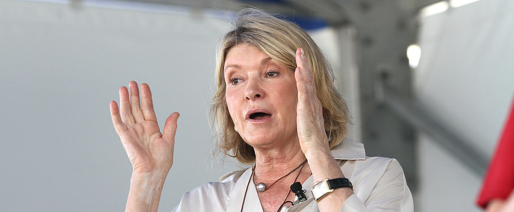 Martha Stewart Serves Up Sex Tips on Reddit