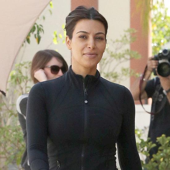 Kim Kardashian Explains Her Fake House on Her TV Show