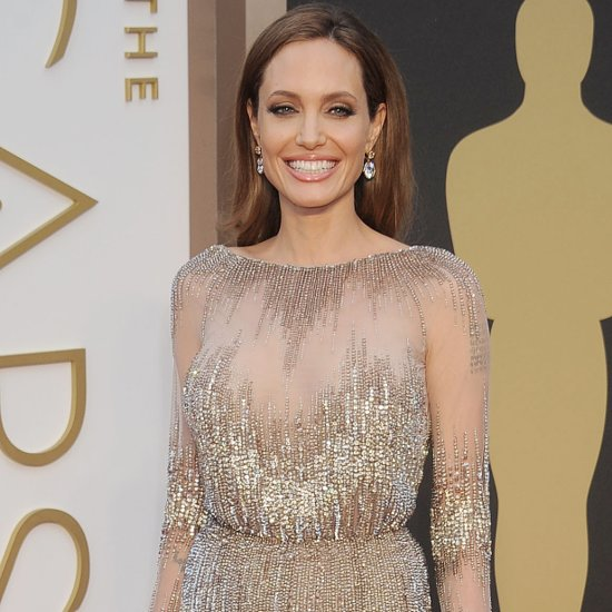 Angelina Jolie Talks About Life After Double Mastectomy