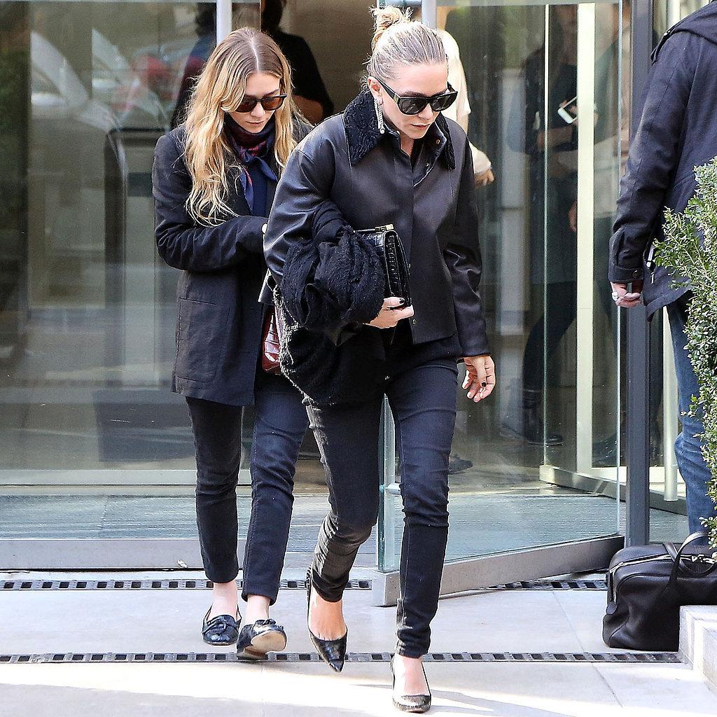 Olsen Twins Style Popsugar Fashion Australia