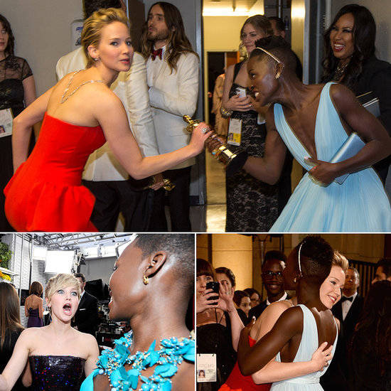 It's Always Better When Jennifer Lawrence and Lupita Nyong'o Are Together
