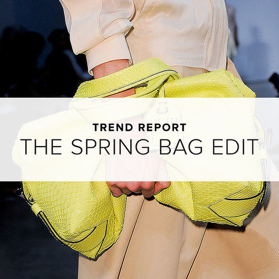 Spring 2014 Bag Trends | Shopping