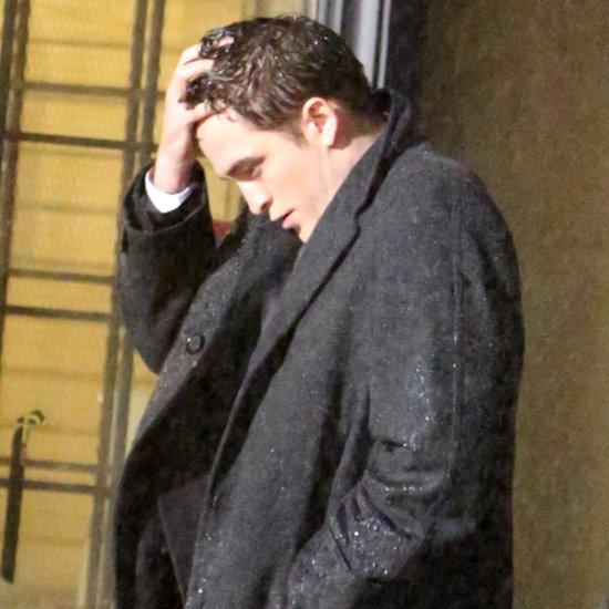 Robert Pattinson Gets Emotional on Set of Life in Vancouver