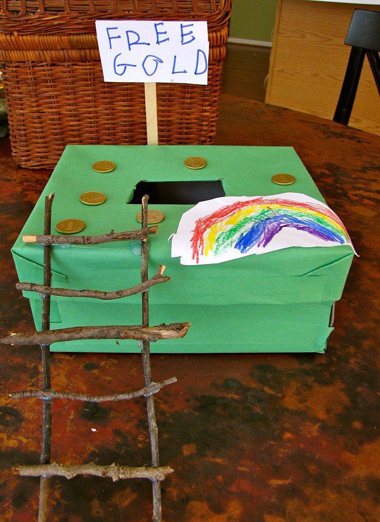 A Shoebox Trap