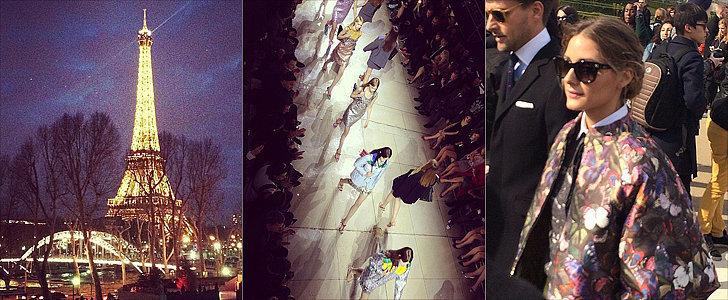 Au Revoir, Paris! See Our Best Snaps From Paris Fashion Week