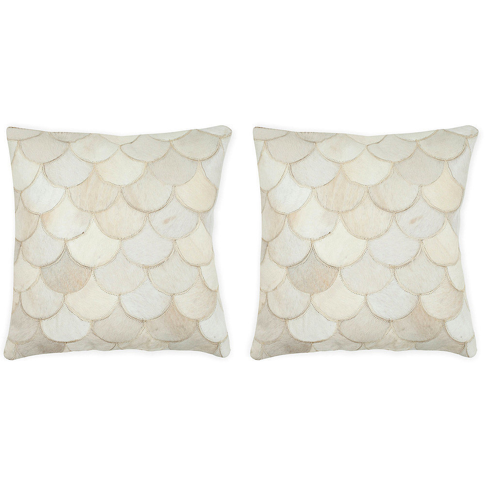 Seeing Double Scales Pillows