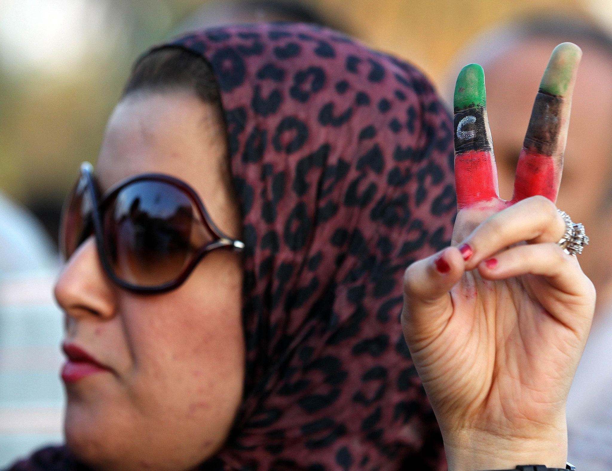 Arab Spring Protests in Libya, 2011