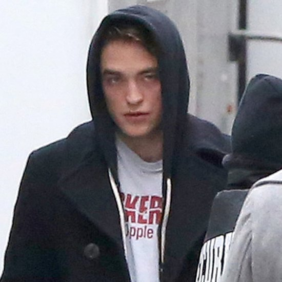 Robert Pattinson on the Set of Life | Pictures