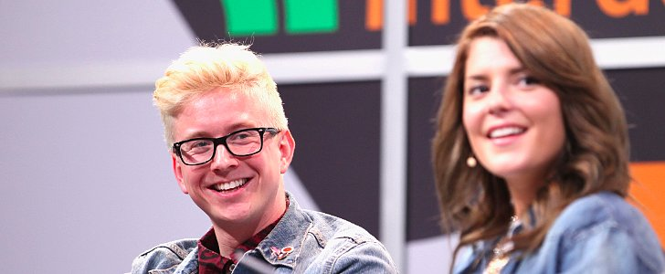 Tyler Oakley and Grace Helbig's Guide to Life, Love, and Emojis