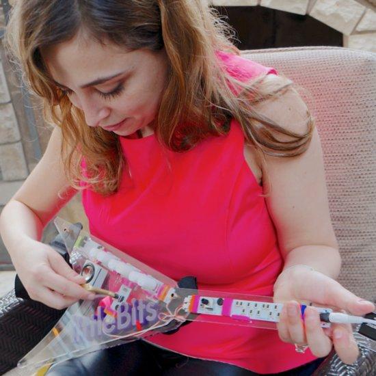 LittleBits Founder Ayah Bdeir Interview