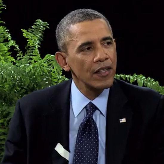 President Barack Obama on Between Two Ferns