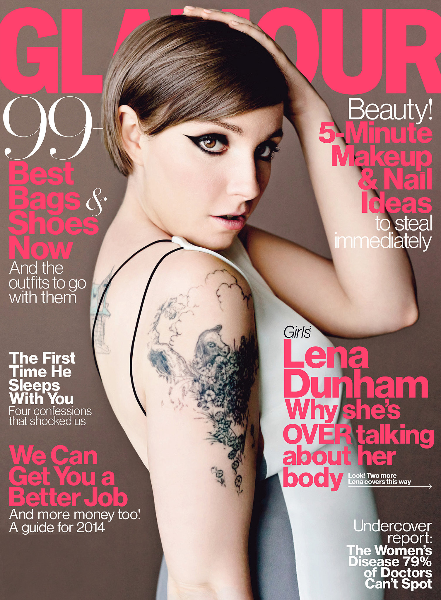 Lena Dunham in Rag & Bone