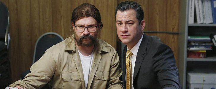 Seth Rogen and Jimmy Kimmel Are True Detective Season Two