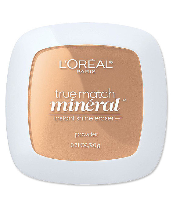 L'Oréal True Match Mineral Pressed Powder