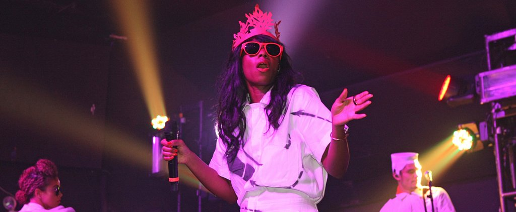 Santigold Chats About Her New Makeup Line For Smashbox