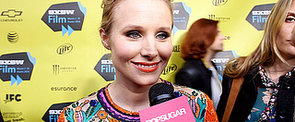 Why Kristen Bell Can't Wait For Her Daughter to See Veronica Mars!