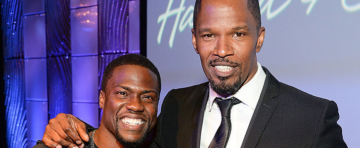 Kevin Hart and Jamie Foxx Are Teaming Up