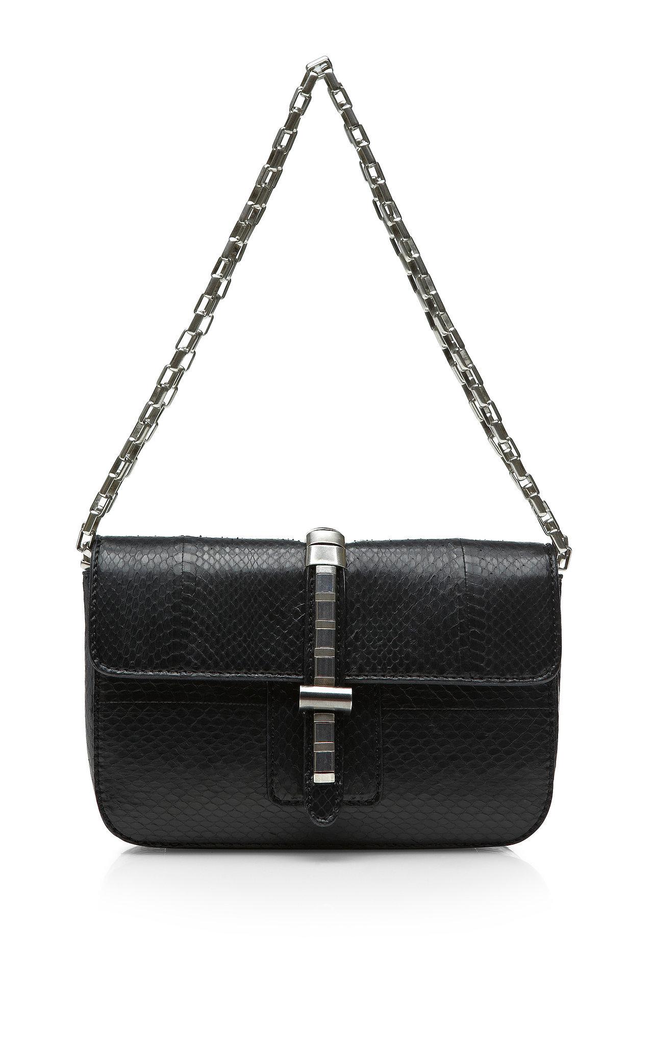 Isabel Marant black Pier shoulder bag ($1,110)