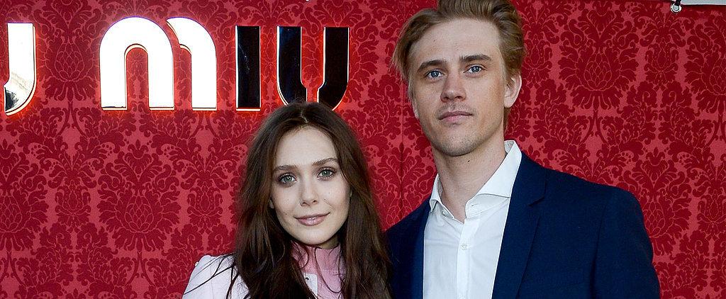 Wait, Is Elizabeth Olsen Engaged Too?