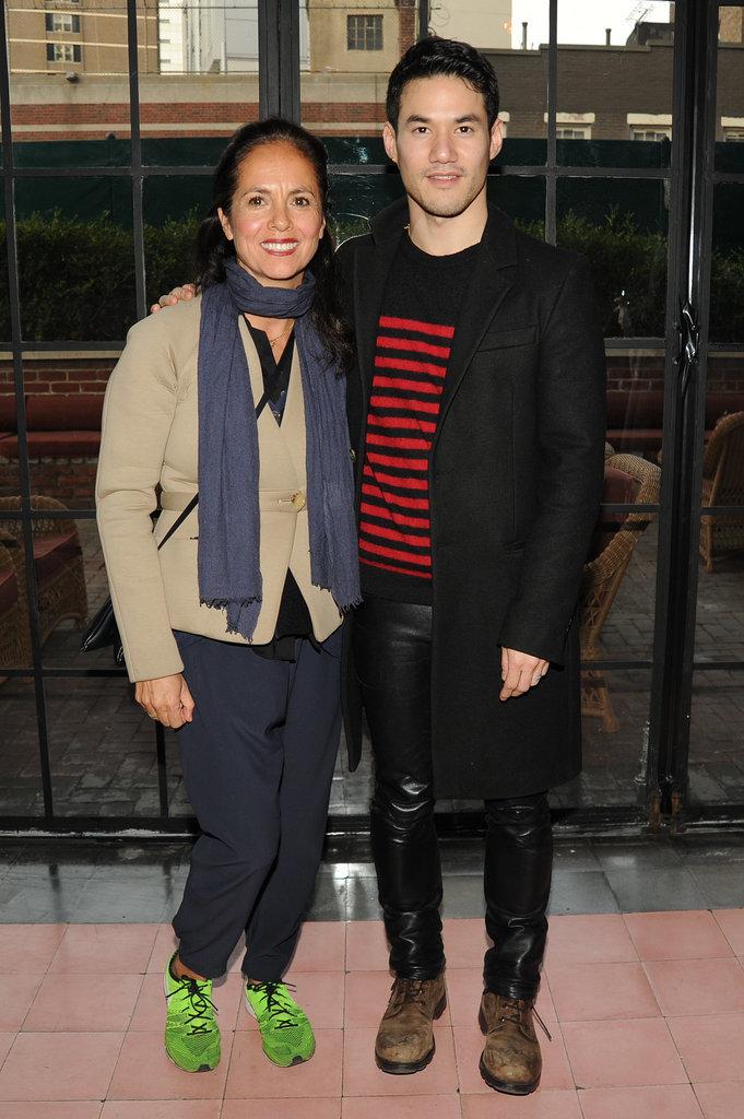 Maria Cornejo and Joseph Altuzarra