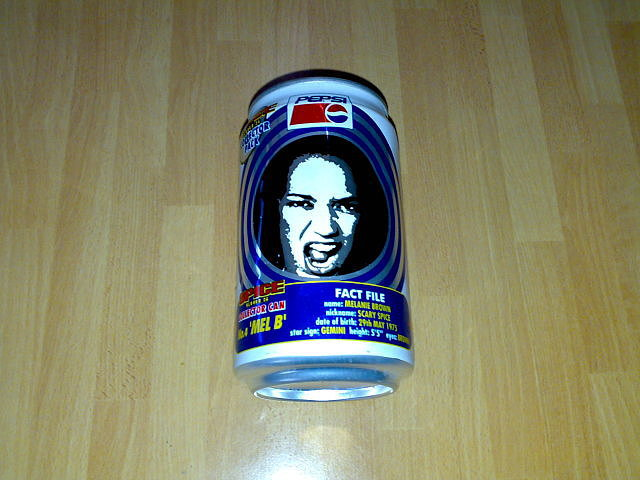 The Scary Spice Can Was the Best One