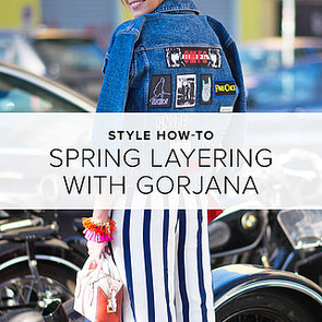 Spring Layering Tips With Gorjana | Shopping