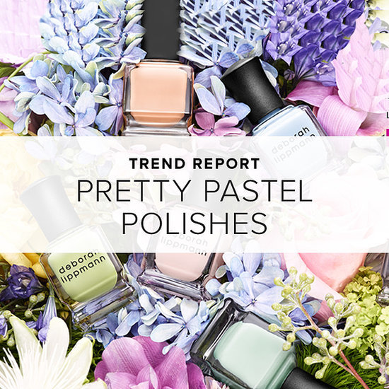 Best Pastel Nail Polish 2014 | Shopping