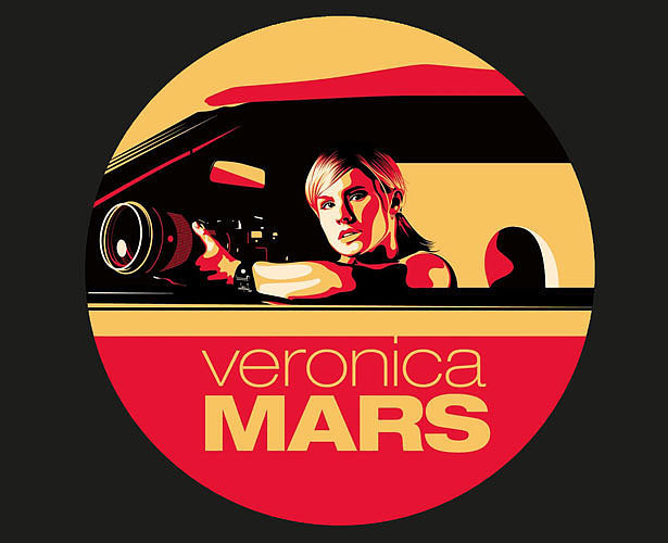 Kristen Bell and Rob Thomas — Veronica Mars Movie