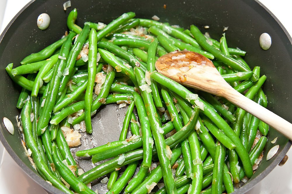 Rick Bayless's St. Patrick's Day Green Beans For Kids