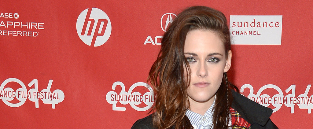 "Who's the Other Half of Kristen Stewart's ""Good Team""?"