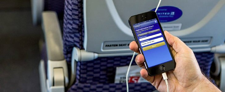 Free In-Flight Movies on United — but Only For iOS Users