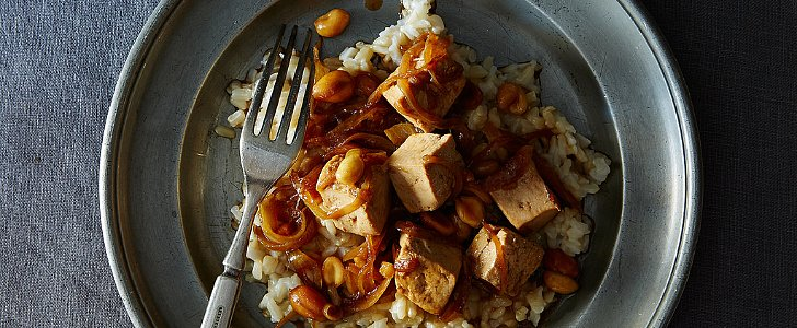 A Picky-Eater-Proof Tofu Peanut Stir-Fry